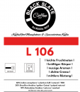 BlackSlateCoffee L 106 | 1000g